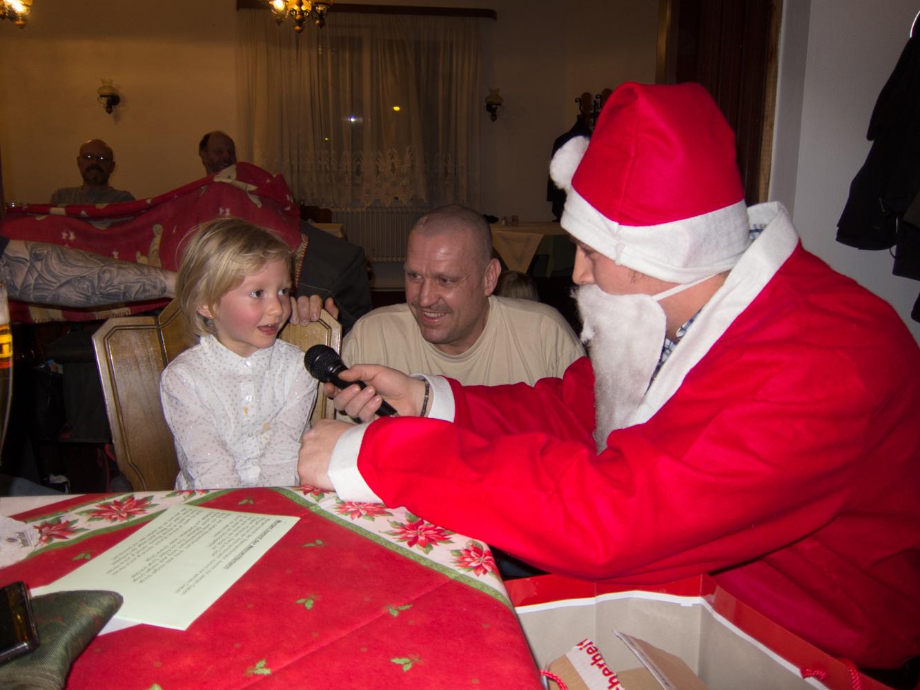 Weihnachtsfeier des VDA Bezirk 01 in Rudow