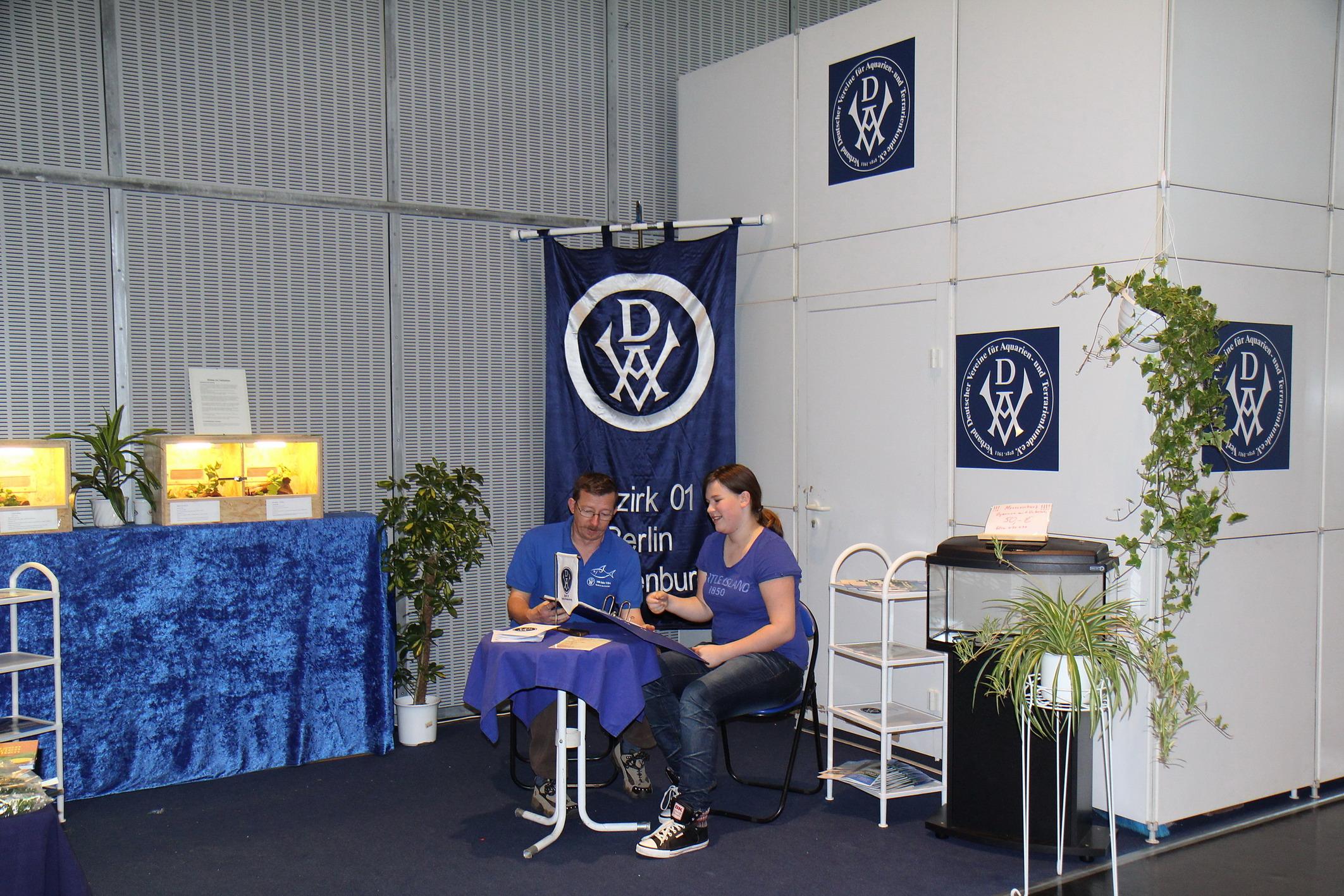 6 TMS-Messe 2012 Bezirksstand